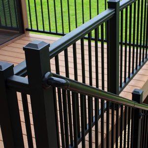 Railing Accents ADA railing
