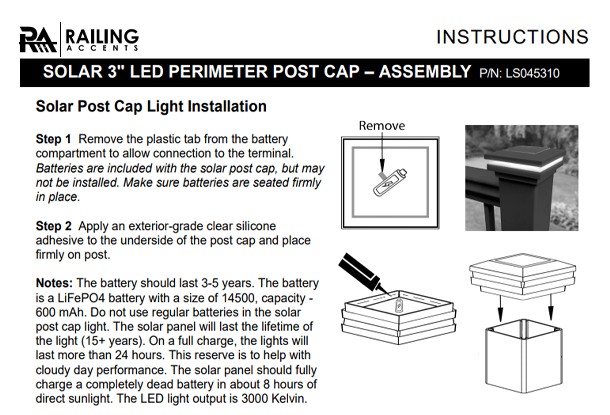 Solar-Post-Cap-Install